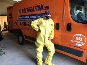 Water Damage Restoration in Mukilteo